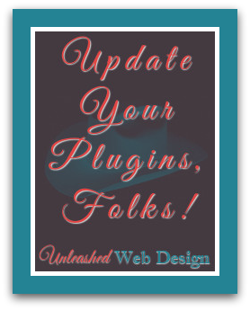 Update Plugins for Security